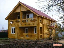 Будівництво дачних побутівок