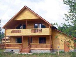 Будівництво дачного будинку з