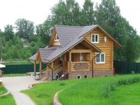 Будинок у російській стилі